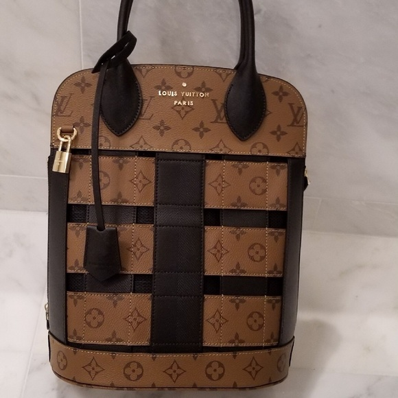 c0ced0f416fa Louis Vuitton Handbags - 100% authentic Louis Vuitton tressage tote! Nwot